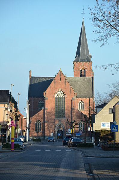 Parochiekerk Sint-Niklaas, Vorst (Laakdal)