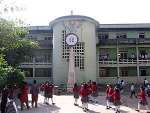 Daya Bir Singh Kansakar - Paropakar Adarsha High School, established 1952