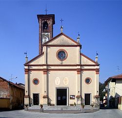 Parish church of St. Peter