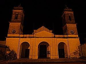 Tala, Uruguay - Parish Church of the Most Holy Savior