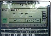 Radio Data System - Wikipedia