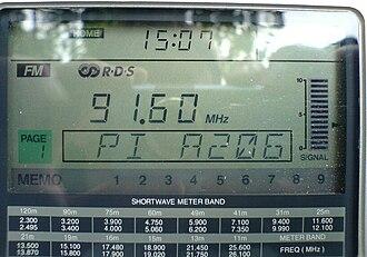 Radio Data System - PI A206