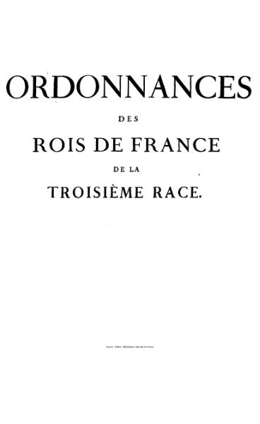 File:Pastoret - Ordonnances des rois de France de la troisième race, tome 17.djvu