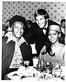Pat Boone, Raymond St. Jacques, and Judy Pace (1970).jpg