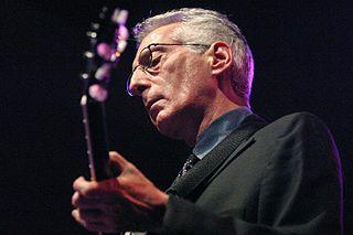 Pat Martino American jazz guitarist and composer