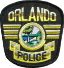 Patch of the Orlando, Florida Police Department.png