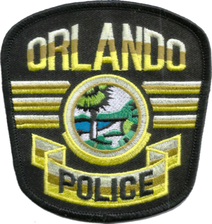 Orlando Police Department law enforcement agency of the city of Orlando, Florida, USA