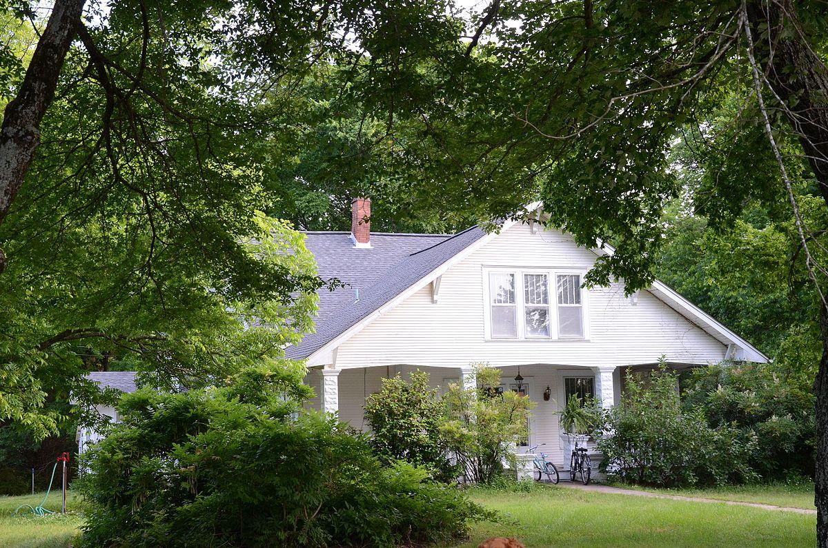 Patton House (Wooster, Arkansas) - Wikipedia