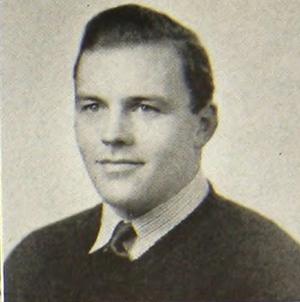 Paul Mitchell (American football) - Mitchell c. 1942 at the University of Minnesota