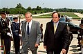 Paulo Portas with Donald Rumsfeld on June 18, 2002; 020618-D-9880W-005.jpg