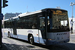 Bussi 6 Tampere