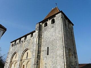 Paussac-et-Saint-Vivien Commune in Nouvelle-Aquitaine, France