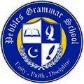 Pebbles Grammar School logo.jpg