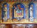 Peintures figuratives - choeur (1) - église Saint-Martin de Caupenne.jpg