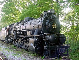 2-10-0 - Pennsylvania Railroad I1s Locomotive