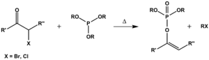 Perkow reaction - The Perkow reaction
