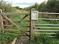 Permissive footpath, Arrowe Park 1.JPG