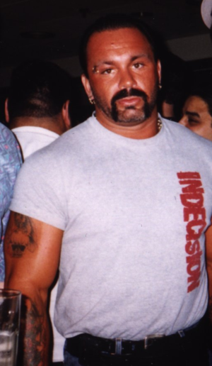 Perry Saturn - Saturn in April 1998.