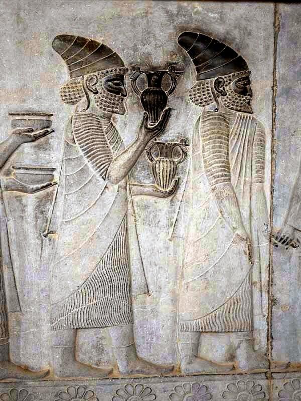 Persepolis 1-13