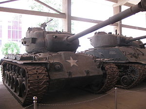 Pershing in the Military Museum of the Chinese People's Revolution.jpg