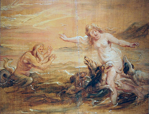 Peter Paul Rubens - Scylla et Glaucus