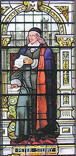 Peter Sterry English theologian