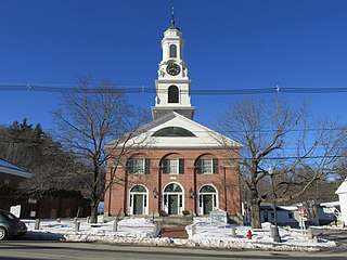 Peterborough Unitarian Church Historic church in New Hampshire, US