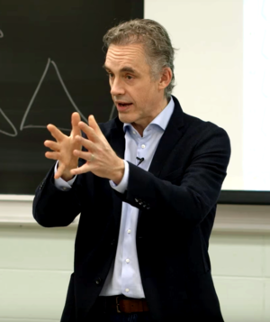 Jordan Peterson - Peterson at the University of Toronto, 2017
