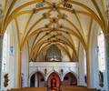 Pfarrkirche Mariä Himmelfahrt Mittich, Blick zur Orgel.png