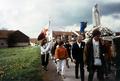 Pfingstwallfahrt nach Altötting, KPE-Mädchenstamm Maria Schutz, Pasing, 1991.png