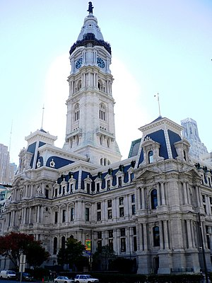 Philadelphia City Council - Image: Philadelphia City Hall 2006