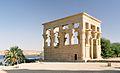Philae, Trajan's Kiosk, Aswan, Egypt, Oct 2004.jpg