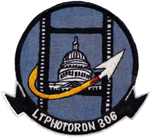 Photographic Reconnaissance Squadron 306 (USN) patch.PNG