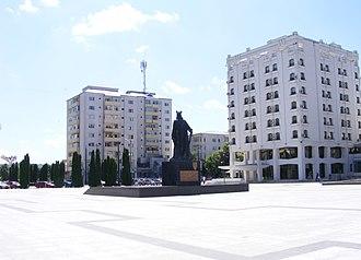 Vaslui - Vaslui cityscape
