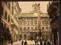 Piazza di Monte Citorio, Rome, Italy-LCCN2001700966.tif