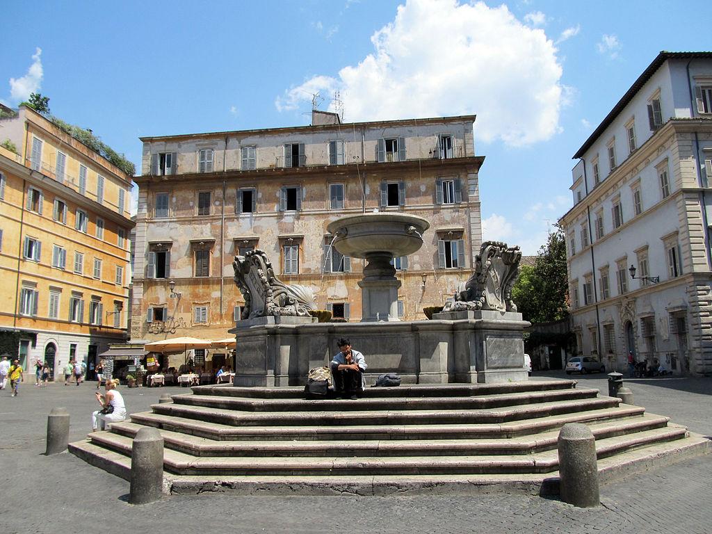 Trastevere Quartier Pittoresque Et Chaleureux A Rome Vanupied