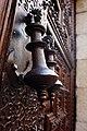 Picaportes de la puerta del Real Colegio de Santa Isabel - La Asunción. Madrid.jpg
