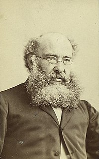 Anthony Trollope English novelist (1815-1882)