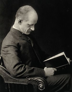 Richard Clarke Cabot - Portrait of Dr. Richard Clarke Cabot