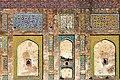 Picture wall outside the Shah Burj Gate, Lahore fort - Photo by Aliraza Khatri.jpg