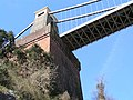 Pier of Clifton Suspension Bridge - geograph.org.uk - 1216963.jpg