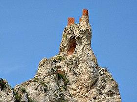 Руины замка Пьетраросса