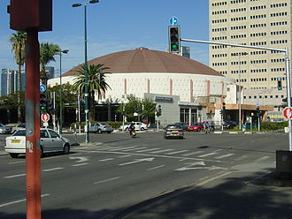 Cinerama - the Cinerama in Tel Aviv