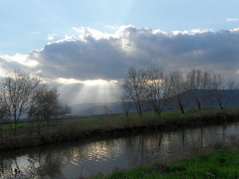 אלומת אור בירדן