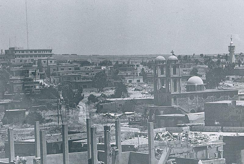 קונטרה לאחר המלחמה