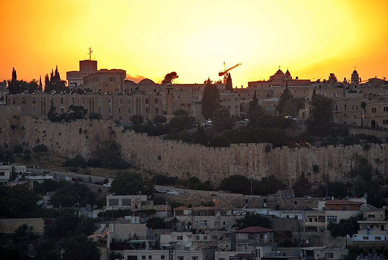 העיר העתיקה ירושלים
