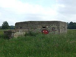 Pillbox at Sudbury