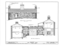 Pipe Spring Fort, Moccasin, Mohave County, AZ HABS ARIZ,8-MOC.V,1- (sheet 7 of 14).png