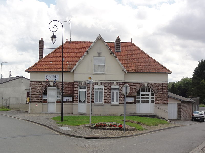 Pithon (Aisne) mairie