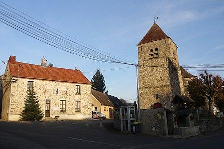 Église Saint-André d'Essises